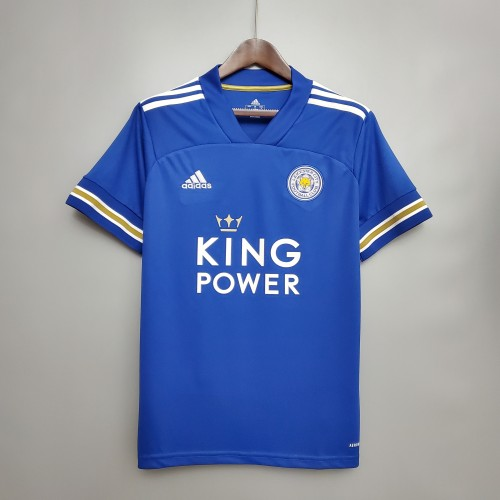 Leicester City Home Man Jersey 20/21
