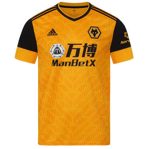 Wolves Home Man Jersey 20/21