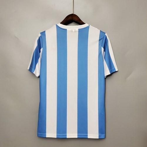 Argentina Home Retro Jersey 1986
