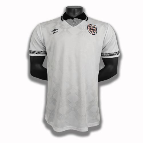 England Retro Jersey 1990