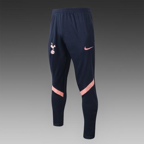 Tottenham Hotspur Training Pants 20/21 Royal Blue-Pink
