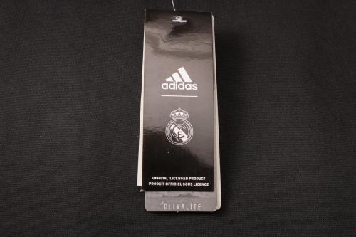 Real Madrid Kids Training Jersey Suit 20/21 Black