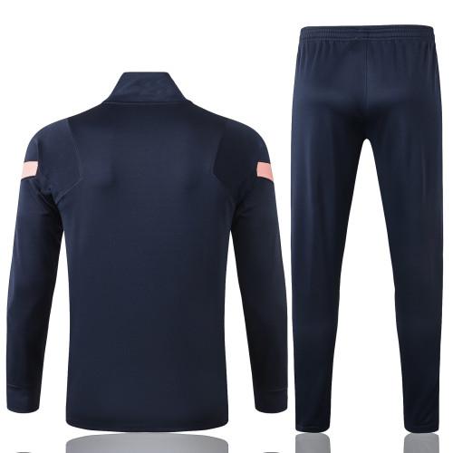 Tottenham Hotspur Kids Training Jacket Suit 20/21 Blue