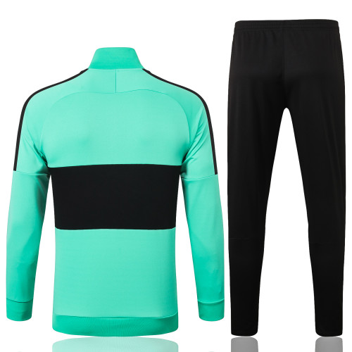 Liverpool Kids Training Jacket Suit 20/21 Green