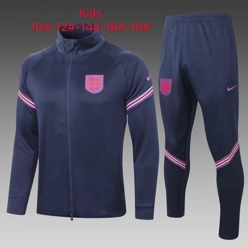 England Kids Training Jacket Suit 20/21