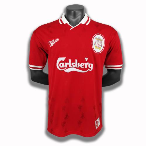 Liverpool Home Retro Jersey 96/97