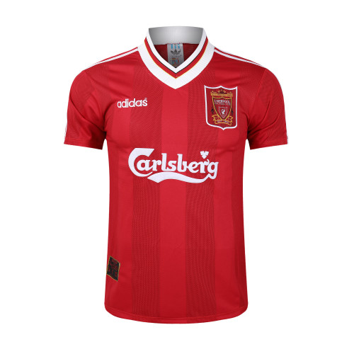 Liverpool Home Retro Jersey 95/96