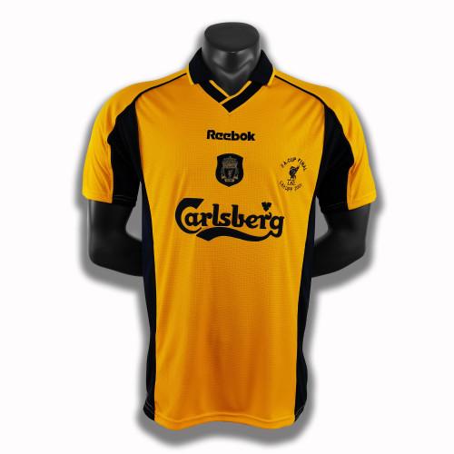 Liverpool Away Retro Jersey 00/01