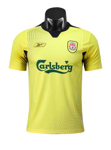 Liverpool Away Retro Jersey 04/05
