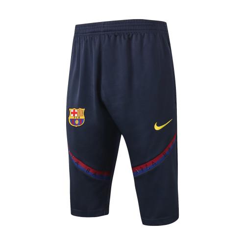 Barcelona Training Capri Pants 20/21 Royal Blue
