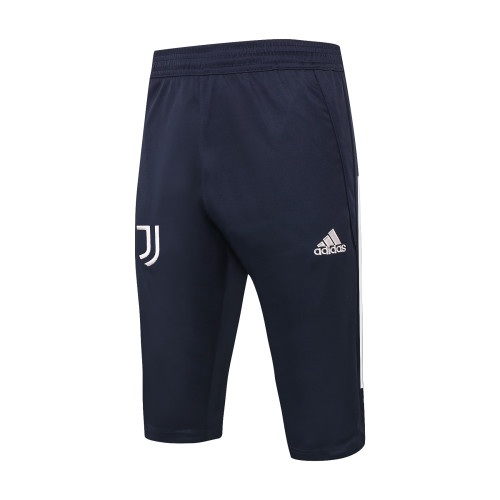 Juventus Training Capri Pants 20/21 Royal Blue