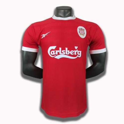 Liverpool Home Retro Jersey 98