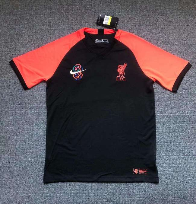 Liverpool New Year Men Jersey 20/21