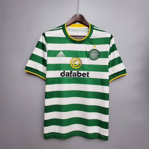 Celtic Home Man Jersey 20/21