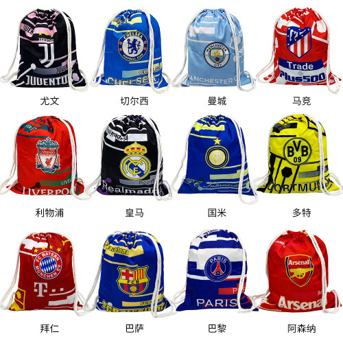 Football Club Drawstring pocket