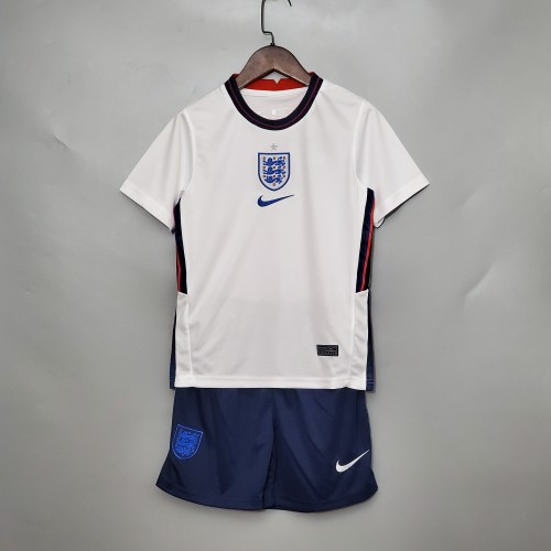 England Home Kids Jersey 20/21