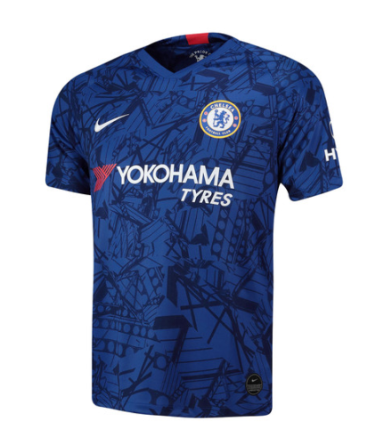Chelsea Home Man Jersey 19/20 Tops