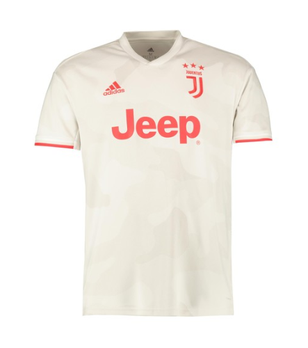 Juventus Away Man Jersey 19/20