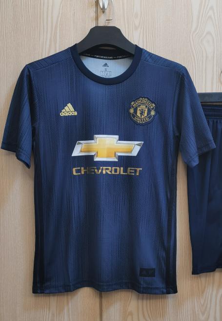 Manchester United Third Man Jersey 18/19