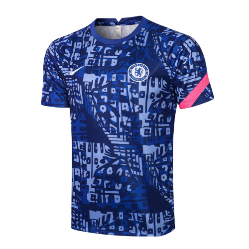 Chelsea Training  Jersey 21/22 Blue