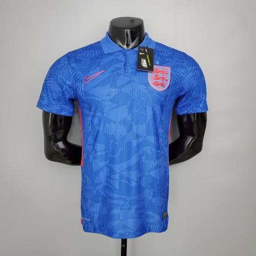 England Away Player Version Man Jersey 20/21