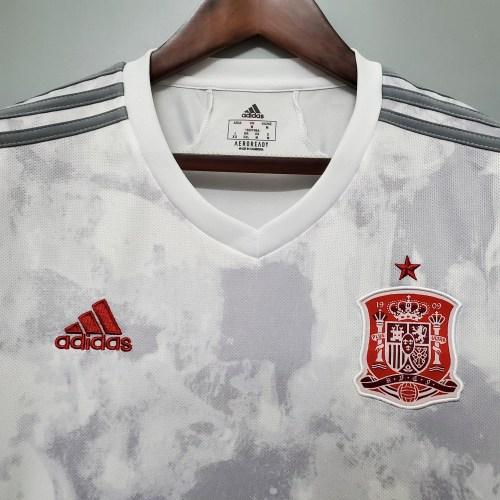Spain Away Man Jersey 20/21