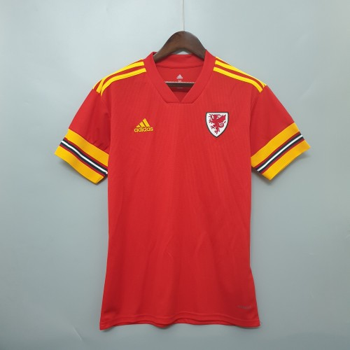 Wales Home Man Jersey 20/21