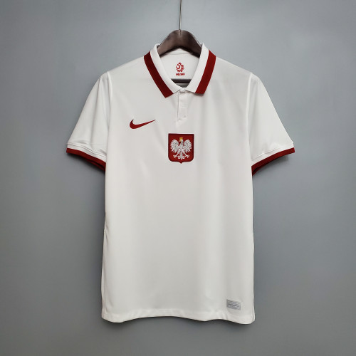 Poland Home Man Jersey 21/22