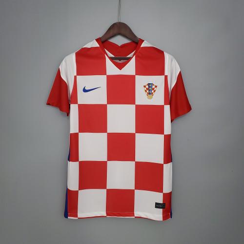 Croatia Home Man Jersey 21/22