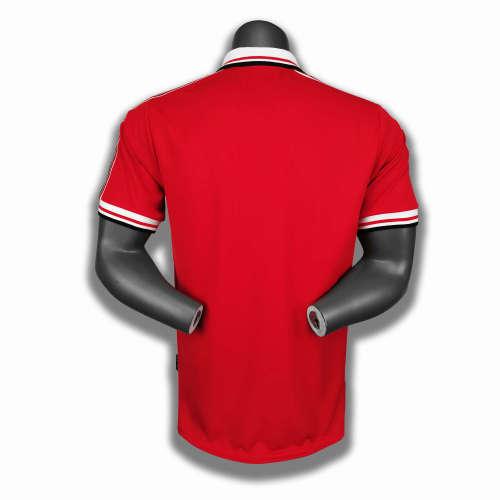 Manchester United Home Retro Jersey 98/99