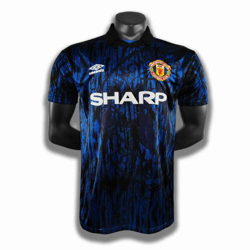 Manchester United Away Retro Jersey 93/94
