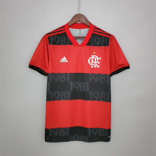Flamengo Home Man Jersey 21-22