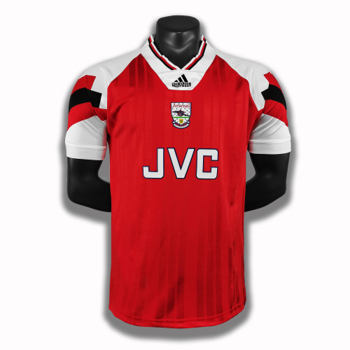 Arsenal Home Retro Jersey 92/93