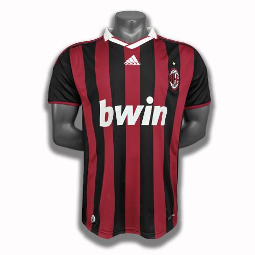 AC Milan Home Retro Jersey 90/10