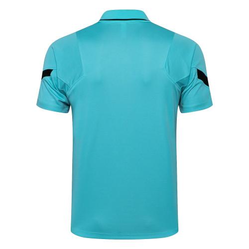 Copy Inter Milan POLO Jersey 21/22 Blue