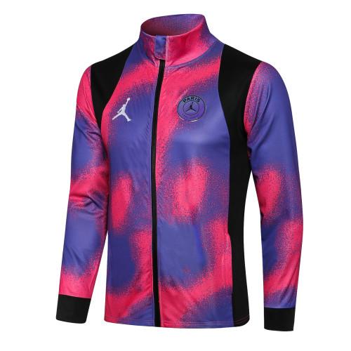 Paris Saint Germain X Jordan Training Jacket 21/22 Purple