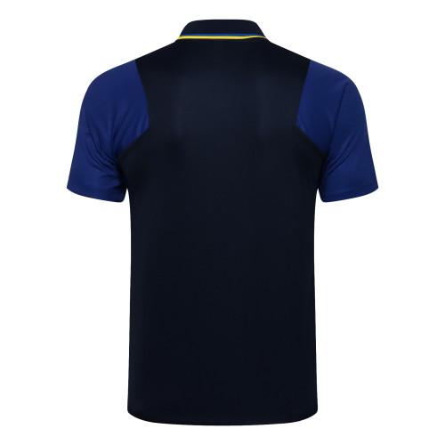 Tottenham Hotspur POLO Jersey 21/22 Royal Blue