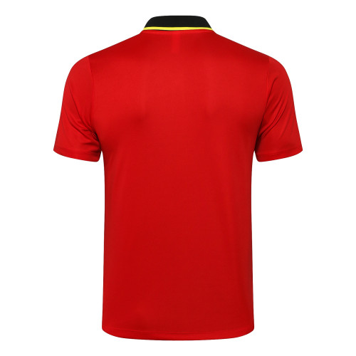 Liverpool POLO Jersey 21/22 Red