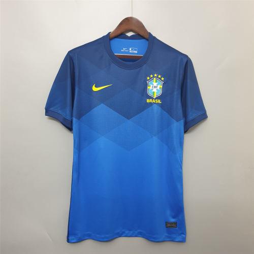 Brazil  Away Man Jersey 20/21