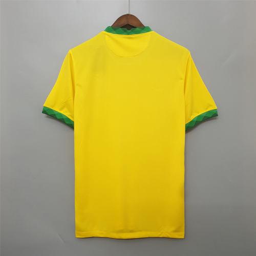 Brazil  Home Man Jersey 20/21