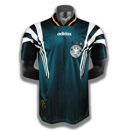 Germany Away Retro Jersey 96/98
