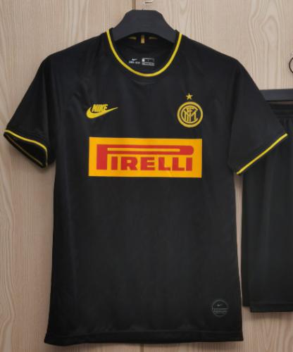 Inter Milan Third Man Jersey 19/20