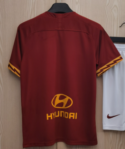 AS Roma Home Man Jersey 19/20