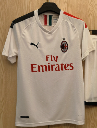 AC Milan Away Man Jersey 19/20  Tops