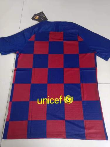 Barcelona Home Player Jersey 19/20 Tops