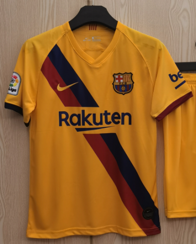 Barcelona Away Man Jersey 19/20 Tops