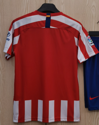 Atletico Madrid Home Man Jersey 19/20