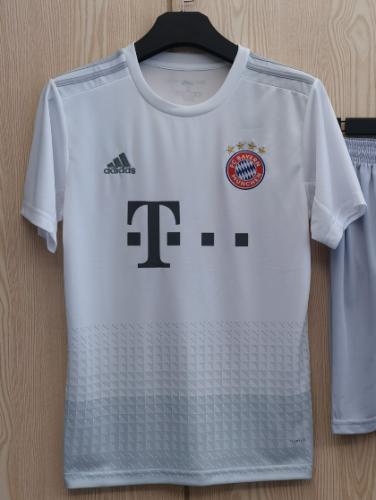 Bayern Munich Away Man Jersey 19/20