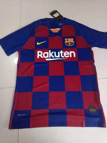 Barcelona Home Player Jersey 19/20