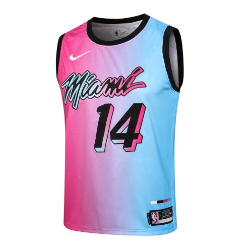 Tyler Herro Miami Heat 2020/21 Swingman Jersey